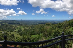 The view from Montville